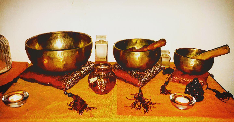 Descrizione Tibetan Sound Massage
