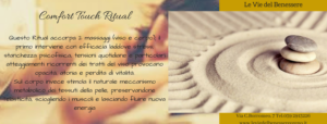 Comfort Touch Ritual